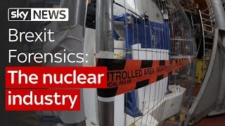 Brexit Forensics: British nuclear industry