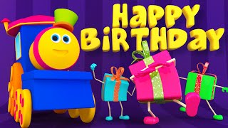 Bob The Train Happy Birthday Song Bob the train S01EP26