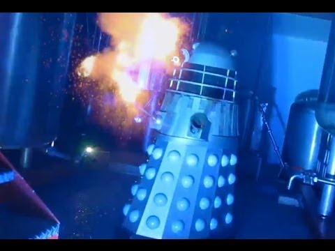 Revenge of the Daleks - TimeBomb - These Skies