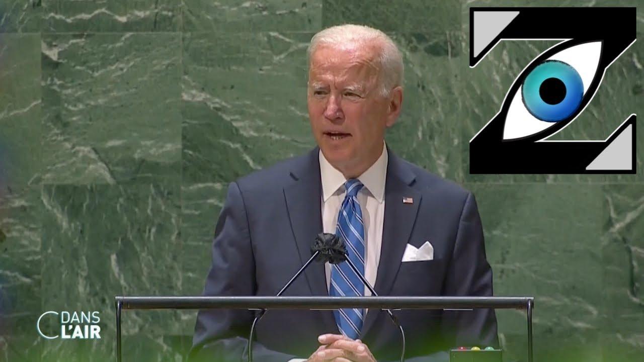[Zap Actu] Le Drian à l'ONU, La réponse de Biden, Le silence de Macron(22/09/21)