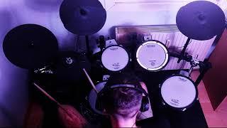 thunderstruck drum cover sina - TH-Clip
