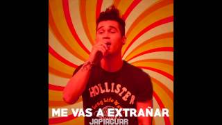 Me Vas A Extrañar (Audio) - Japiaguar (Video)