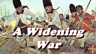 American Revolutionary War - European and Indian Allies