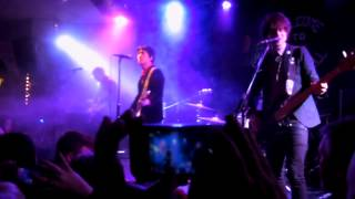 NEW SONG JOHNNY MARR EX THE SMITHS BRUDENELL LEEDS 24TH MARCH 2014 BOYS GET STRAIGHT LIVE NEW SONG