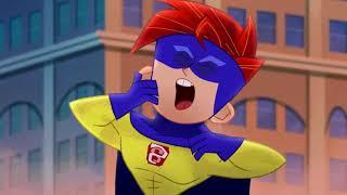 Супергерой на полставки - новые мультфильмы Disney (сезон 1, серия 4)