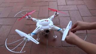 How to attach a camera to a drone (easily)