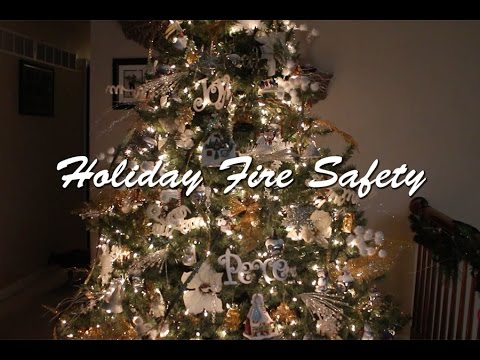 How To Prevent Your Home From Becoming A Holiday Fire Safety Hazard