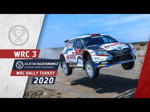 WRC3 ラリー・ターキー(トルコ)。気になるシーンを集めたダイジェスト動画