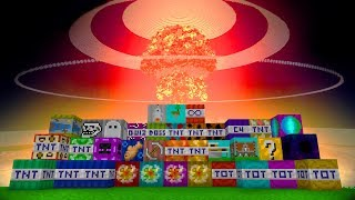 70 TNT JAKICH JESZCZE NIE WIDZIELIŚCIE! (Minecraft)