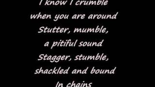 Depeche Mode- In chains lyrics.wmv