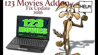 Best Kodi 123 Movies Addon Fix Update December 2016