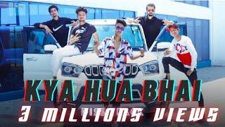 kya-hua-bhai-lyrics-Aman kalakaar