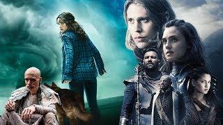 Топ 10 фантастические сериалы наподобие Сотня и Игра Престолов