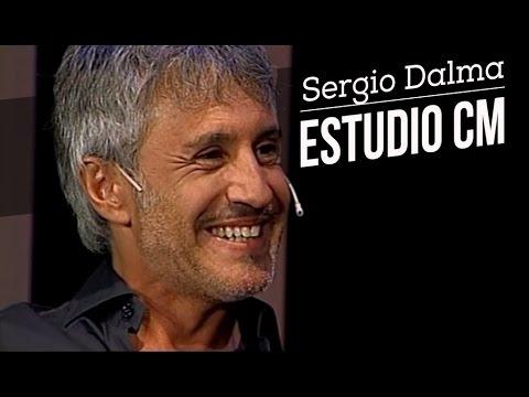 Sergio Dalma video Entrevista Argentina - Estudio CM 2013