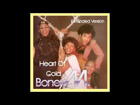 Boney M. - Heart Of Gold (Extended Version)