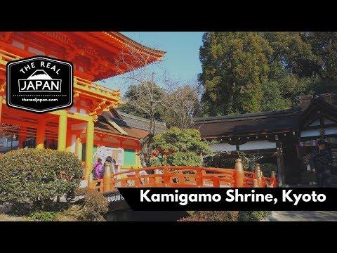 Kamigamo Shrine (Kamo-wakeikazuchi), Kyoto | The Real Japan | HD