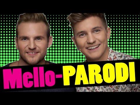 BRÖDERNA NORBERG om Melodifestivalen 2017 PARODI - Andra chansen (intervju)