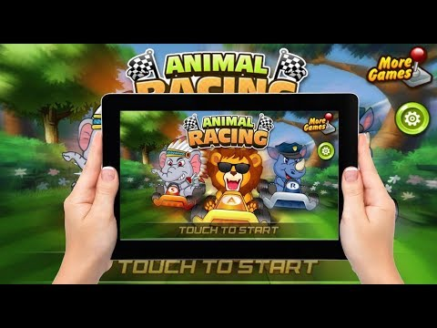 , title : 'Animal Racing – Android Unity3D Game'