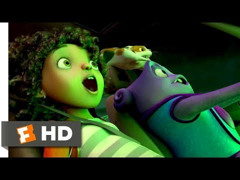 Home (2015) - You Lied to Me! Scene (7/10) | Movieclips