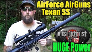 AirForce Texan SS 457 Air Rifle
