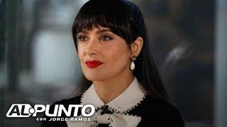 Salma Hayek Habla De Beatriz At Dinner Película Que Enfrenta Temas De Racismo Y Discriminación