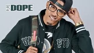 August Alsina -  Backseat CDQ  NEW Official Video 2014!!