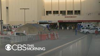 Americans in quarantine at California hospital as coronavirus panic grows