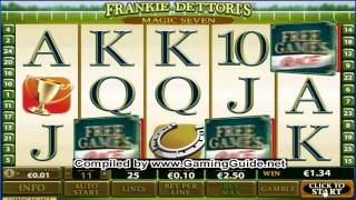 Europa Casino Frankie Dettori's Magic Seven Slots