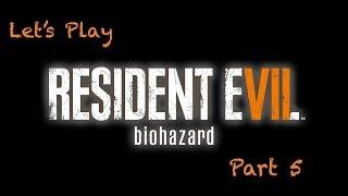 Resident Evil 7: Part 5
