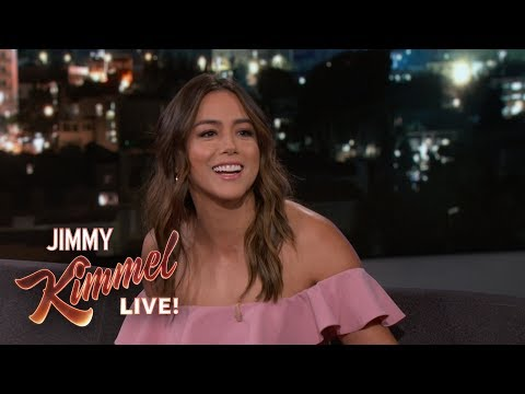 Chloe Bennet Played Saxophone in Middle School