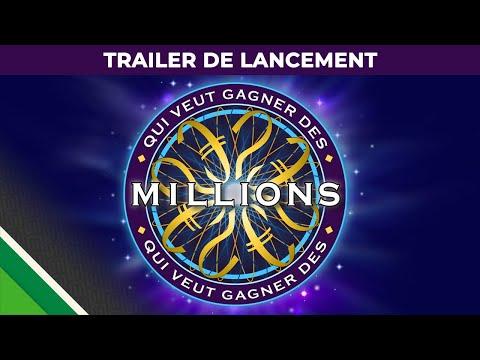 Bande annonce de lancement  de Qui Veut Gagner des Millions ?