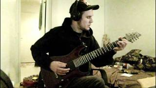 Deep Purple - The Battle Rages On guitar cover.