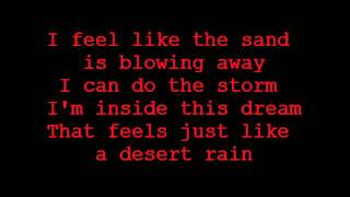 Edward Maya feat Vika Jigulina - Desert Rain [LYRICS]