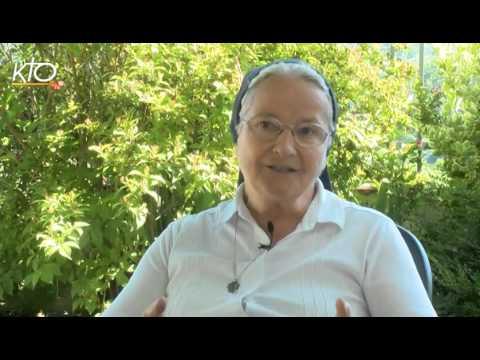 Soeur Maggy Joye, responsable de la Communauté des Filles de la Charité de Fribourg