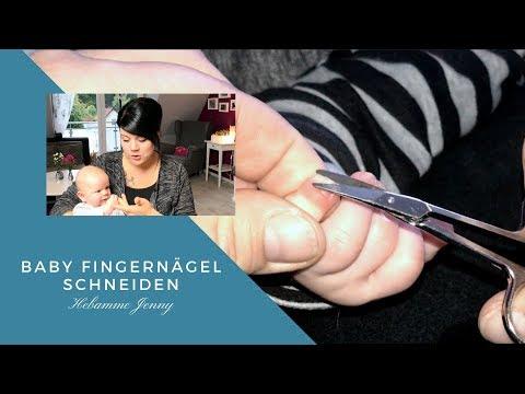 Baby Fingernägel Schneiden, Hebammentipps