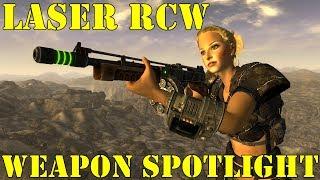Fallout New Vegas: Weapon Spotlights: Laser RCW