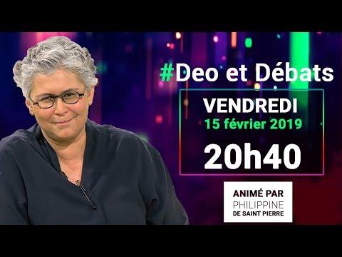 #DeoEtDebats - Février 2019