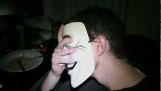 Anonymous Haywire - Anonymous dude gone crazy! (music video parody)