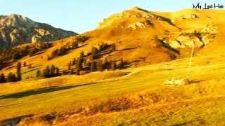Jižní Tyrolsko na podzim