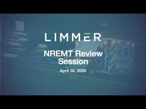 NREMT Review Session 2020 - YouTube