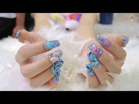 New Nail Design 2018 – by Học Viện Nail Seoul