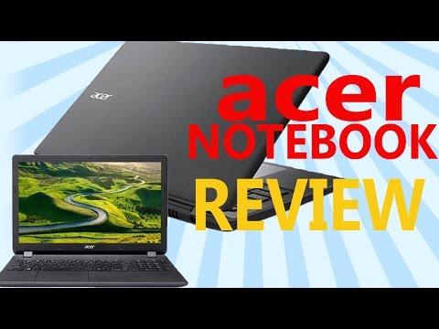 ACER Aspir ES1 571 558Z notebook honest reviews, after using for 3 months   best budget i5 notebook