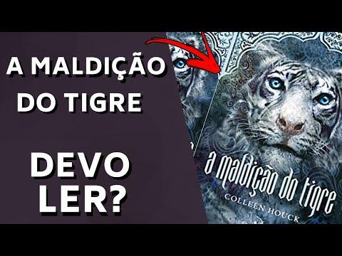 A MALDIÇÃO DO TIGRE - DEVO LER? (RESENHA) | Share Your Books