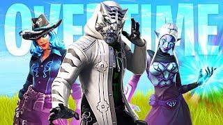 Fortnite OVERTIME CHALLENGES Season 8! (Fortnite Battle Royale)