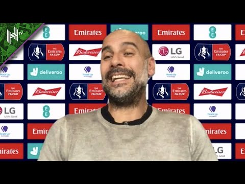 Mikel Arteta the right man for Arsenal | Arsenal v Man City | Pep Guardiola press conference