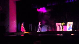 LMHS DWTSS 2013 Amanda Spivack & Val Panyushenko- Pink Panther