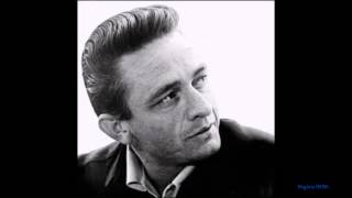 "Johnny Cash... ""I Saw a Man"" 1958 (With Lyrics)"