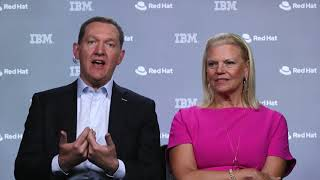IBM CEO: Closing the Red Hat Acquisition | Mad Money | CNBC