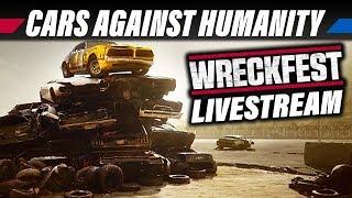 WRECKFEST Release Stream Deutsch | Online Multiplayer Gameplay German