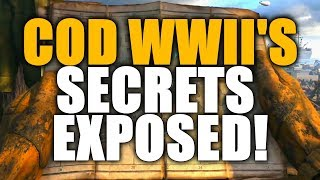 COD WWII MP SECRETS EXPOSED! (Activision Won't Be Happy)